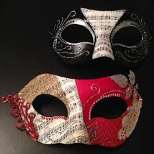 Halloween Half Mask Ideas by Diy Masquerade Masks By Circle City Creations Getting Crafty