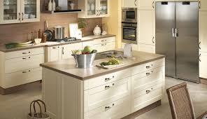 cr r un ilot central cuisine table haute ilot central beautiful fabriquer with table haute ilot