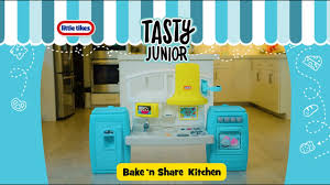 Little Tikes | Tasty Junior Bake 'n Share Kitchen Commercial Little Tikes 2in1 Food Truck Kitchen Ghost Of Toys R Us Still Haunts Toy Makers Clevelandcom Regions Firms Find Life After Mcleland Design Giavonna 7pc Ding Set Buy Bake N Grow For Cad 14999 Canada Jumbo Center 65 Pieces Easy Store Jr Play Table Amazon Exclusive Toy Wikipedia Producers Sfgate Adjust N Jam Pro Basketball 7999 Pirate Toddler Bed 299 Island With Seating