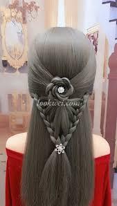 braided petal hairstyle wohnideen wohnung