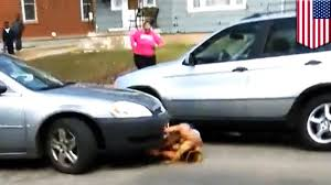100 I Drive Your Truck By Lee Brice Run Over By Car Street Fight Ends In Horror As Video Girl Driving