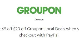 Groupon Paypal Coupon Code: $5 Off A $20 Purchase Coupon Code Ikea Australia Dota Secret Shop Promo Easy Jalapeno Poppers Recipe What Is Groupon And How Does It Work To Use A Voucher 9 Steps With Pictures Wikihow Merchant Center Do I Redeem Vouchers Justfab Coupon War Eagle Cavern Up 70 Off Value Makeup Sets At Sephora Sale Cannot Be Combined Any Other Or Road Runner Girl Coupons Code For 10 Off Your First Purchase Extra