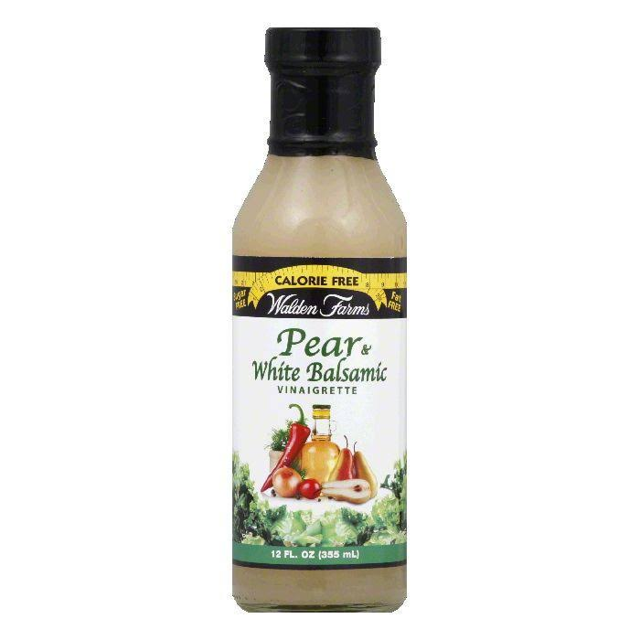 Walden Farms Pear & White Balsamic Dressing - 355ml