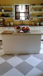 Linoleum Kitchen Flooring Elegant How To Paint Old Floors