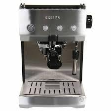 Krups Precise Tamp Automatic Espresso Machine Xp5280 J L Hufford