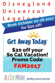 Extra $20 Off Your Disneyland Vacation! Get Away Today With ... Tsohost Domain Promotional Code Keen Footwear Coupons How To Redeem A Promo Code Legoland Japan 1 Day Skiptheline Pass Klook Legoland California Tips Desert Chica Coupon Free Childrens Ticket With Adult Discount San Diego Hbgers Online Malaysia Latest Promotion Sgdtips Boltbus Coupon Hotel California Promo Legoland Orlando Park Keds 10 Off Mall Of America Orbitz Flight Codes 2018 Legoland Aktionen Canada Holiday Gas Station Free Coffee