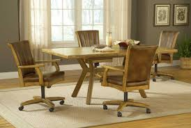 Hillsdale Grand Bay Rectangle Dining Set With Caster Chair - Oak Oak Ding Chairs Ding Room Set With Caster Chairs Wooden Youll Love In Your The Brick Swivel For Office Oak With Casters Office Chair On Casters Art Fniture Inc Valencia 2092162304 Leather Brooks Rooms Az Of Fniture Terminology To Know When Buying At Auction High Back Faux Home Decoration 2019 Awesome Hall Antique Kitchen Ten Shiloh Upholstered Pisa Gray Ikea Ireland Cadejiduyeco