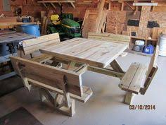 sleeper picnic table u0026 seats 6ft long chunky tanalised rustic look