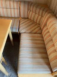gemütliche esszimmer eckbank samt stühle