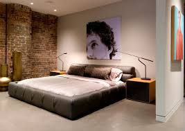 Bedroom Ideas For Young Adults by Masculine And Bedroom Ideas For Men Black Leather Furniture