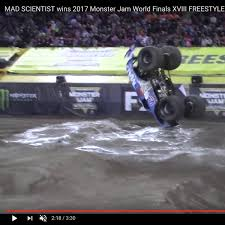 100 Monster Truck Freestyle A FrontFlipping Explained By Physics Inverse