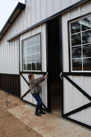AmeriStall Horse Barns - Raised Center Aisle Ameristall Horse Barns More Than A Daydream Front View Of The Rancho De Los Arboles Barn Built By 183 Best Images About Barns On Pinterest Stables Tack Rooms And Twin Creek Farms Property Near Austin Inside 2 11 14 Backyard Outdoor Goods Designs Options American Barncrafters Custom Steel Youtube Metal Pa Run In Sheds For Horses House