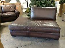 Pottery Barn Turner Sleeper Sofa by Pottery Barn Leather Sofas Loveseats U0026 Chaises Ebay