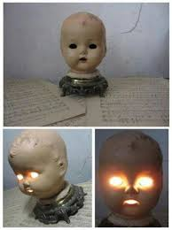 Head Lamp by Doll Head Lamp That I Love My Dream House Pinterest Doll