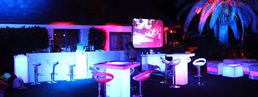Event Lighting Draping Decor Rentals Miami FL
