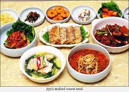 island cuisine heal your mind and souul on jeju island