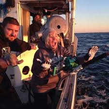 Wicked Tuna Dave Boat Sinks by Dave Marciano Wicked Tuna Ireland Fishing Diaries