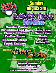 100 Monster Truck Shows 2014 Get Free Mini Golf Tickets At Show August 3rd