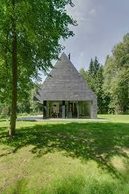 100 Modern Rural Architecture Lithuanian House