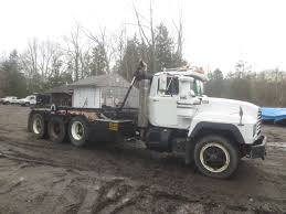 100 Rolloff Truck For Sale R Model RD686SX Mack RollOff Used For Sale