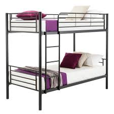 bunk beds bunk bed ladders sold separately metal bunk with desk