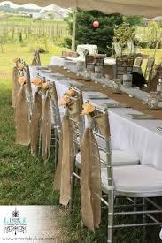 Rustic Wedding Decor Bu LUXE Weddings And Events In London Ontario