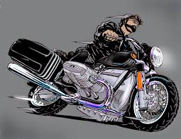 Motorcycle Coloring Pages Free And Printable