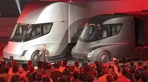 100 Super Trucks Plus Electric Face Long Road To Unseat Diesel Engines Transport