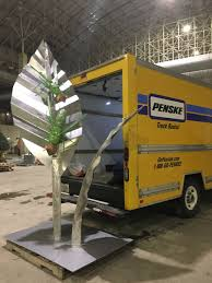 100 Austin Truck Rental Hunters Debuts At The Chicago Flower And Garden Show Janet Art