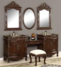 46 Inch White Bathroom Vanity by Vanity Table Bathroom Bathroom Decoration