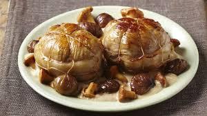 comment cuisiner paupiette de veau recette des paupiettes de veau à la crème de girolles et aux