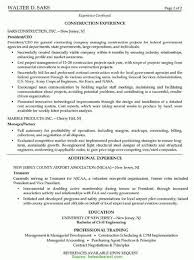 Complex Real Estate Development Resume Sample Realtor Examples Accurate Photo 17 Agen