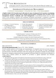 Sample Resume For Restaurant Management Trainee Resumes Continuity Risk Example 1