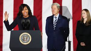 Michelle Obama Empty Chair by People Want Michelle Obama To Run For President In 2020 Kiro Tv