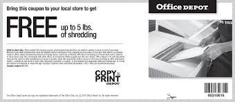 Office Depot Paper Shredding Coupons - Perfume Coupons Office Depot On Twitter Hi Scott You Can Check The Madeira Usa Promo Code Laser Craze Coupons Officemax 10 Off 50 Coupon Mci Car Rental Deals Brand Allpurpose Envelopes 4 18 X 9 1 Depot Printable April 2018 Giant Eagle Officemax Coupon Promo Codes November 2019 100 Depotofficemax Gift Card Slickdealsnet Coupons 30 At Or Home Code 2013 How To Use And For Hedepotcom 25 Photocopies 5lbs Paper Shredding Dont Miss Out Off Your Qualifying Delivery Order Of Official Office Depot Max Thread