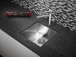 Undermount Bar Sink White by Blanco 401245 Quatrus U Bar 17