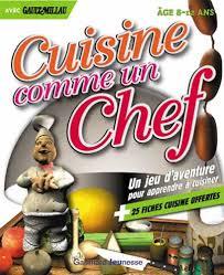 jeux chef de cuisine cuisine comme un chef amazon fr logiciels