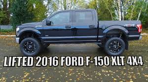 100 Lifted Trucks For Sale In Washington LIFTED 2016 FORD F 150 XLT 4X4 YouTube
