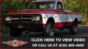 1972 GMC 2500 Sierra Grande 4x4 || SOLD - YouTube