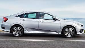 Honda Civic sedan 2016 review