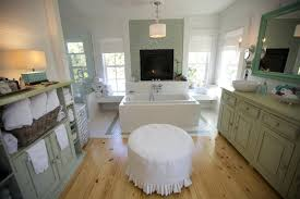 Shabby Chic White Bathroom Vanity by Magnificent Shabby Chic Bathroom Ideas Step By Pictures