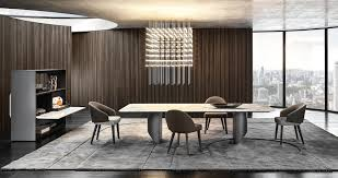 100 Minotti Dining Table Wedge By ECC