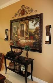 Tuscan Living Room Decorating Ideas