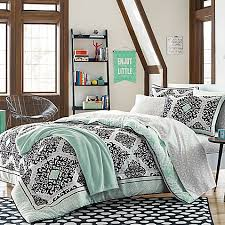 Cooper Bedding Kit in Mint Bed Bath & Beyond