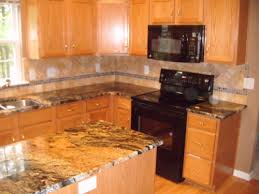ideas for backsplash with light colored granite countertops my