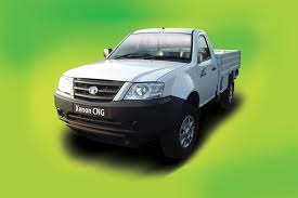 100 Cng Pickup Trucks TATA Xenon CNG