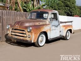 100 Vintage Dodge Trucks Classic Dodge Trucks 1954 Job Rated Side Pickup