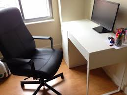 Ikea Edmonton Bean Bag Chair by Ikea Micke Desk And Malkolm Office Chair In North London London