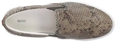 hugo cleah s 10187690 01 women u0027s loafers beige open 281 shoes