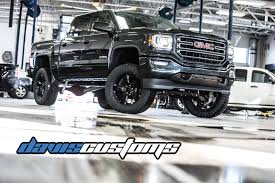 100 Buick Trucks Lifted 2018 GMC Sierra Davis Customs At Davis GMC In